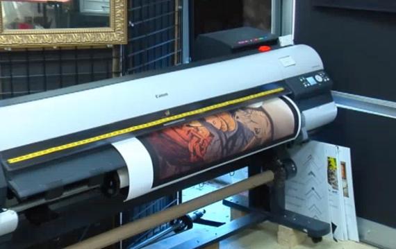 giclee-printing