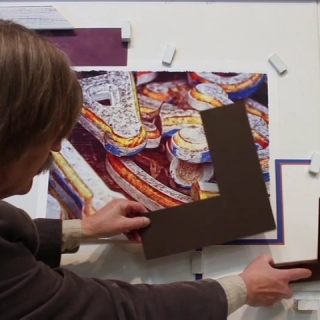 digital-arts-studio-atlanta-employee-custom-framing
